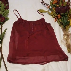 The Limited camisole in EUC
